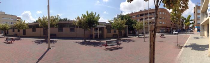 """Edificio de Educación Infantil - CEIP """"El Paseo"""" Caudete (Albacete)"""