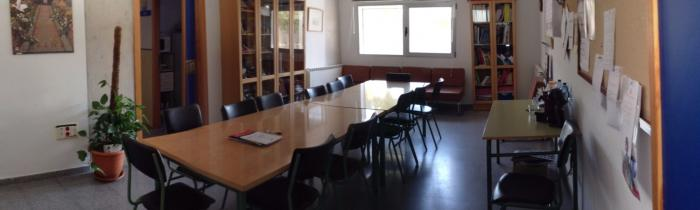 """Sala de profesores - CEIP """"El Paseo"""" Caudete (Albacete)"""