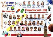 Promoción 2007-2016