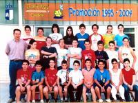 Promoción 1995-2004